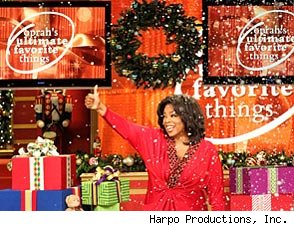 Oprah's Ultimate Favorite Things Ever