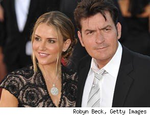 Charlie Sheen reportedly is filing for divorce from Brooke Mueller