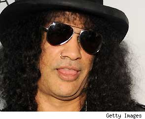 Slash Calls Off Divorce Two Months After Filing Papers