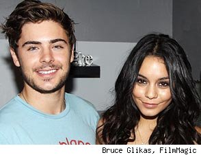 Zac Efron and Vanessa Hudgens Call it Quits