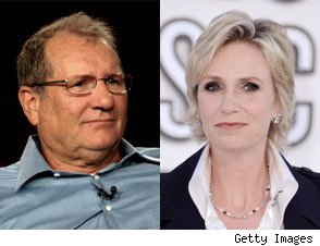 Ed O'Neill Disses Jane Lynch's 'Glee' Emmy Win