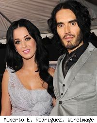 Katy Perry to Take Russell Brand's Last Name 