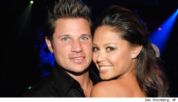Nick Lachey Learns It's Important to Like Your Wife's Parents