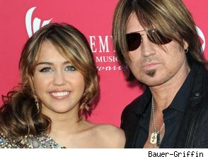 Miley Cyrus &amp; Billy Ray Cyrus 