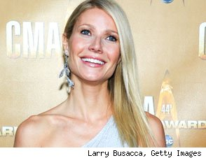 Gwyneth Paltrow Returning to 'Glee'