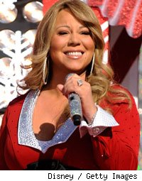 Mariah Carey Hits High Note in Duet With Mom
