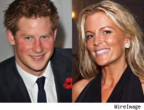 Report: Prince Harry's Affair With DC Housewife