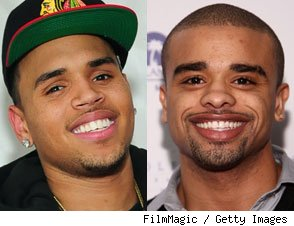 Chris Brown Scuffles with Raz-B on Twitter Using Ugly Slurs
