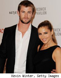 'Thor' Star Chris Hemsworth Marries Girlfriend Elsa Pataky