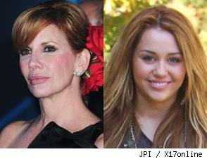 Former Child Star Melissa Gilbert Thinks Miley Cyrus Wanted to Get Caught