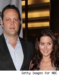 Vince Vaughn and Wife Become Parents