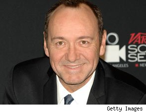 Kevin Spacey (Sort of) Addresses Gay Rumors in Interview