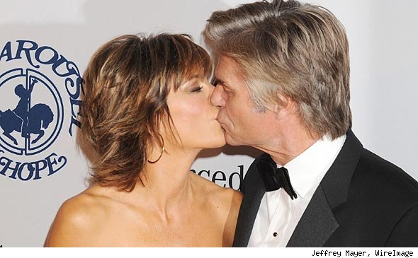 Lisa Rinna and Harry Hamlin Trying for Another Baby!
