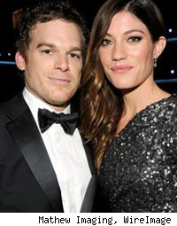 Michael C Hall and Jennifer Carpenter Divorce