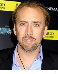 Nicolas Cage Goes Ballistic in Romania