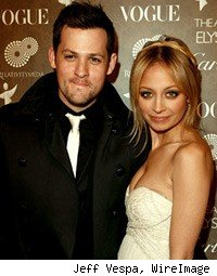 Nicole Richie and Joel Madden Tie the Knot