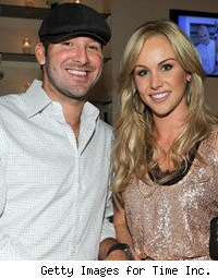 Tony Romo Gets Engaged to Candice Crawford