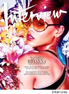 Rihanna on Interview