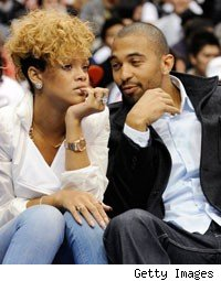 Rihanna Splits From Matt Kemp