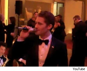 Mr. Shue Sings for Kennedy Center Honors After-Party
