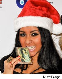 Snooki Takes Her New Year's Eve Stunt to Jersey