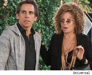 Eeek! Ben Stiller's Most Awkward Moments