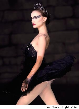 Natalie Portman Thought She Was 'Going to Die' on 'Black Swan' Set