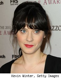 Zooey Deschanel Sues Steve Madden For $2 Million