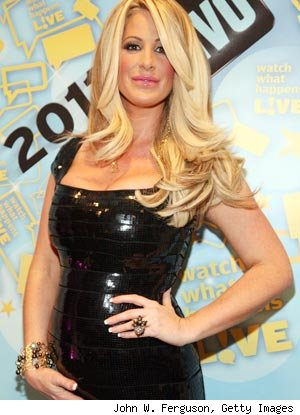 KIM ZOLCIAK Shows Off Her Growing Baby Bump | PopEater.