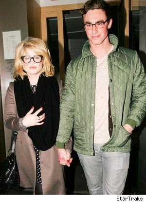 Kelly Osbourne and Rob Damiani