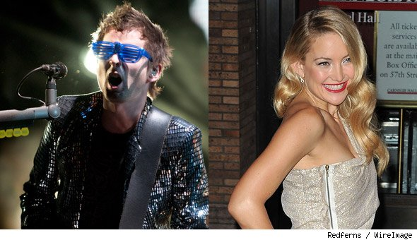 Kate Hudson Pregnant Matt Bellamy Muse Baby