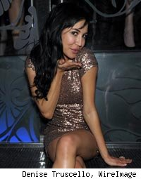 'Glee' star Naya Rivera celebrates birthday in Las Vegas