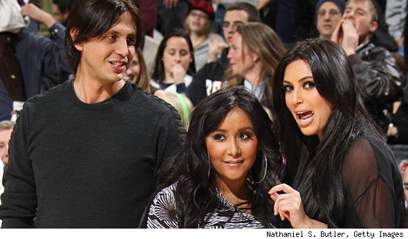 Jonathan Cheban, Snooki, Kim Kardashian