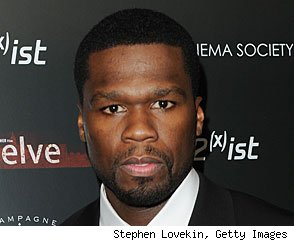 50 Cent Scores $8.7 Million Via Twitter Over the Weekend