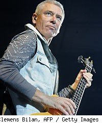 Adam Clayton