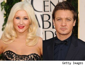 Report: Christina Aguilera Passes Out at Jeremy Renner's Birthday