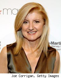 Media Mogul Arianna Huffington Removed From Plane Over Blackberry Feud