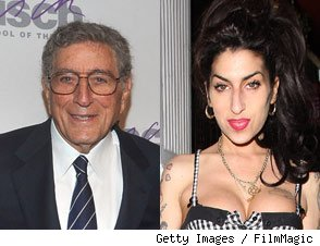 Tony Bennett to Record Duet With Amy Winehouse