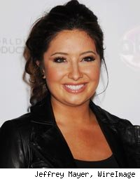 Bristol Palin Calls Out Her Mom's 'Lame Stream Media' Rhetoric