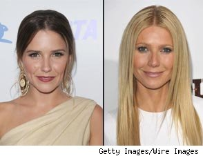 Sophia Bush, Gwyneth Paltrow
