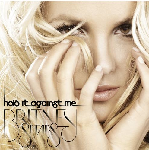 Britney Spears Hold It Against Me Art