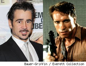 Colin Farrell Suiting Up For 'Total Recall' Remake