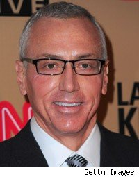 Dr. Drew Hospitalized For Bacterial Infection