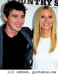 Garrett Hedlund and Gwyneth Paltrow