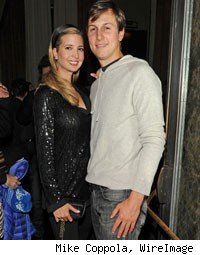 Ivanka Trump Expecting First Child