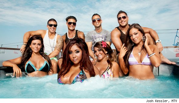 Jersey Shore reportedly moving to Italy
