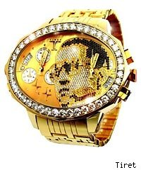 Kanye West Tiret watch