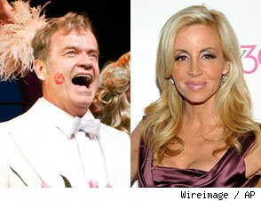 Camille Grammer Insinuates That Ex Kelsey Cross-Dresses