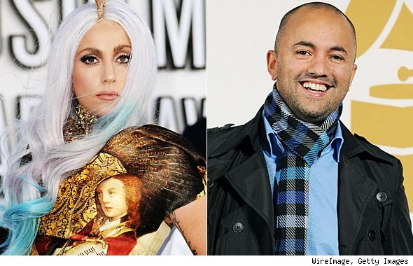 Lady Gaga and RedOne