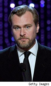 Christopher Nolan Oscar Snub